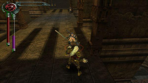 скриншот Legacy of Kain: Blood Omen 2 5