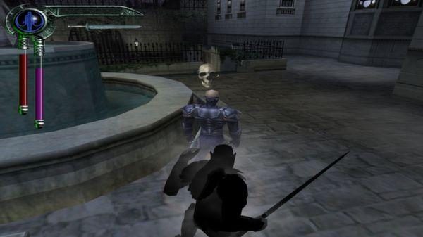 скриншот Legacy of Kain: Blood Omen 2 4