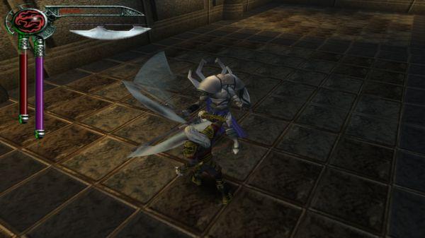 скриншот Legacy of Kain: Blood Omen 2 1