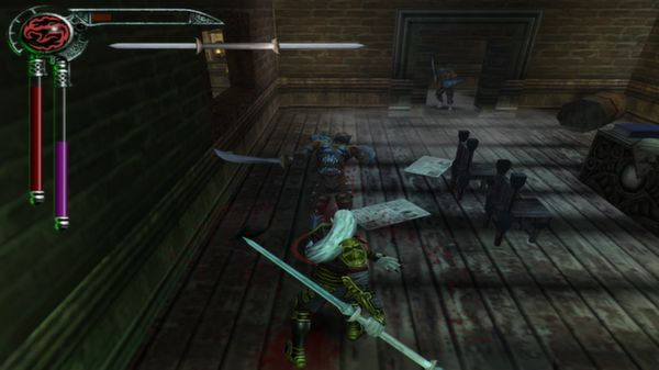 скриншот Legacy of Kain: Blood Omen 2 3