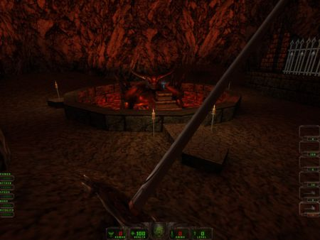 скриншот Daikatana 1
