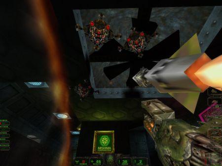 скриншот Daikatana 4