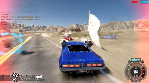 Скриншот №9 к Gas Guzzlers Extreme