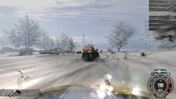 Скриншот №8 к Gas Guzzlers Extreme
