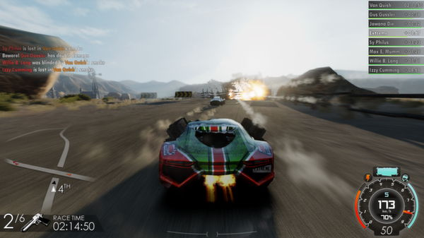 Скриншот №12 к Gas Guzzlers Extreme