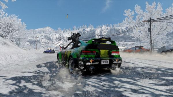 Скриншот №5 к Gas Guzzlers Extreme