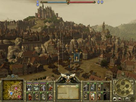 Скриншот №6 к King Arthur - The Role-playing Wargame