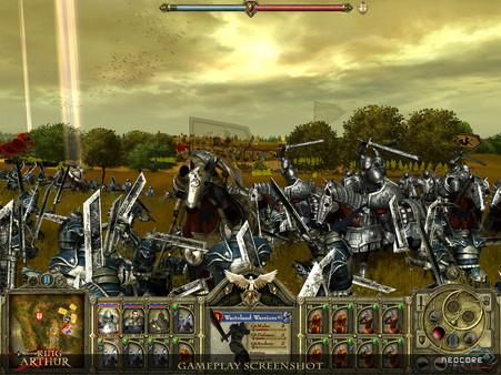 Скриншот №4 к King Arthur - The Role-playing Wargame