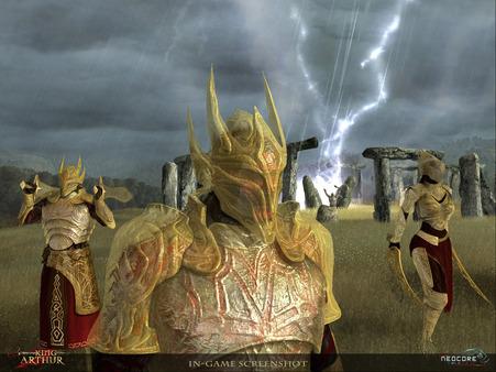 Скриншот №8 к King Arthur - The Role-playing Wargame