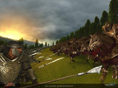 Скриншот №9 к King Arthur - The Role-playing Wargame