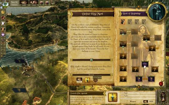 Скриншот №19 к King Arthur - The Role-playing Wargame