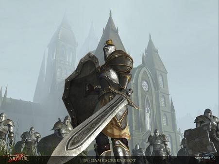 Скриншот №1 к King Arthur - The Role-playing Wargame