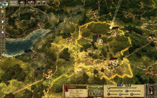 Скриншот №18 к King Arthur - The Role-playing Wargame