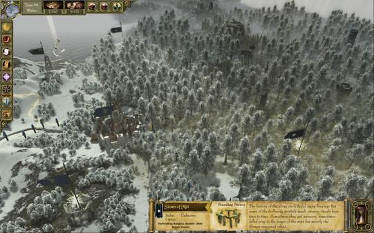 Скриншот №21 к King Arthur - The Role-playing Wargame