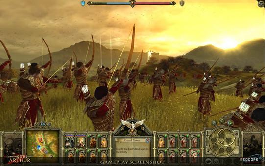Скриншот №16 к King Arthur - The Role-playing Wargame