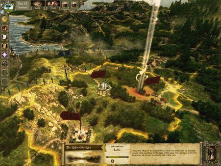 Скриншот №5 к King Arthur - The Role-playing Wargame