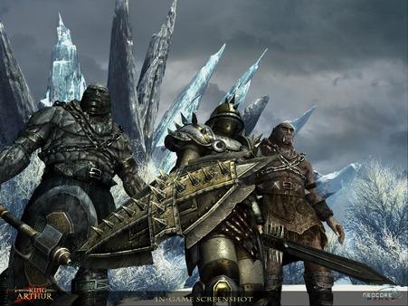 Скриншот №7 к King Arthur - The Role-playing Wargame