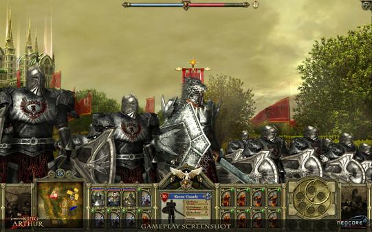 Скриншот №14 к King Arthur - The Role-playing Wargame