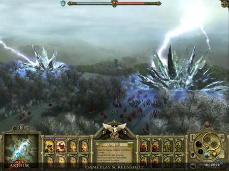 Скриншот №10 к King Arthur - The Role-playing Wargame