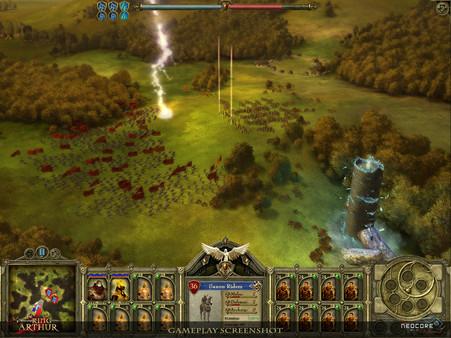 Скриншот №3 к King Arthur - The Role-playing Wargame
