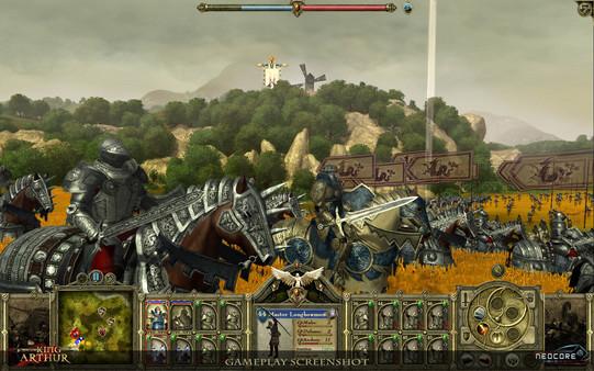 Скриншот №17 к King Arthur - The Role-playing Wargame