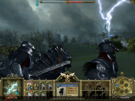 Скриншот №11 к King Arthur - The Role-playing Wargame