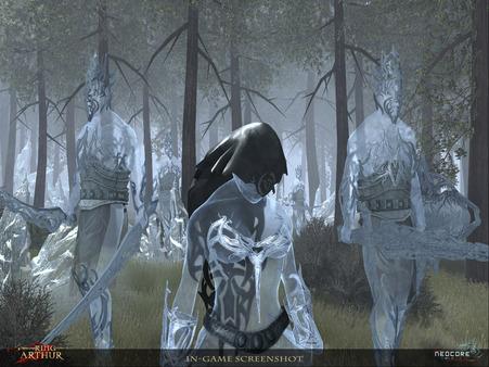 Скриншот №2 к King Arthur - The Role-playing Wargame