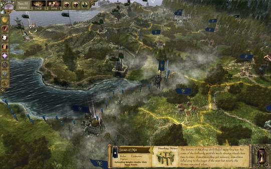 Скриншот №20 к King Arthur - The Role-playing Wargame