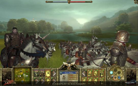 Скриншот №15 к King Arthur - The Role-playing Wargame