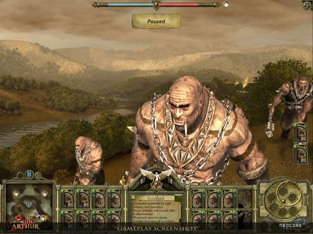Скриншот №13 к King Arthur - The Role-playing Wargame
