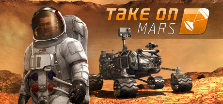 Take On Mars Cover Image