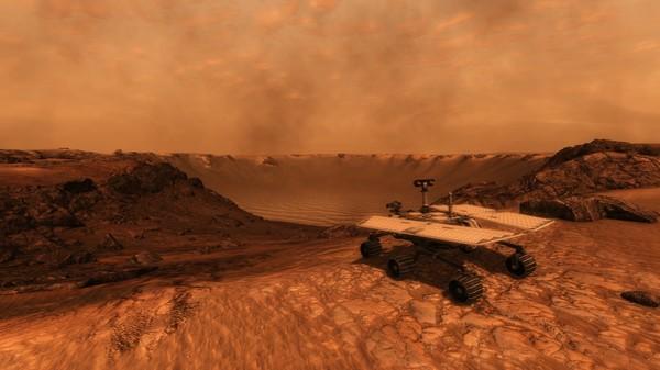 скриншот Take On Mars 3
