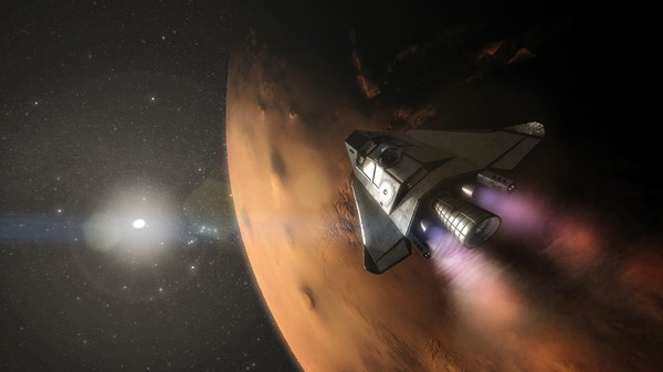 скриншот Take On Mars 5