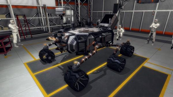 скриншот Take On Mars 0