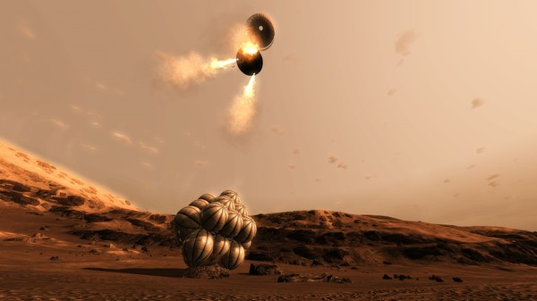 скриншот Take On Mars 2