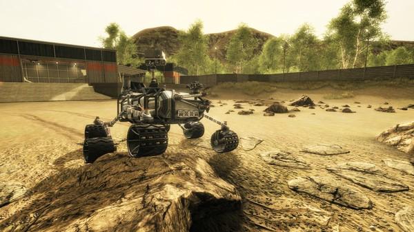 скриншот Take On Mars 1