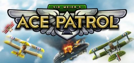 Sid Meier's Ace Patrol Cover Image