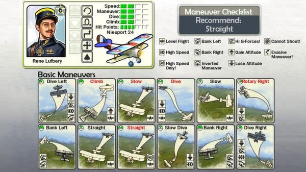 Sid Meier's Ace Patrol скриншот