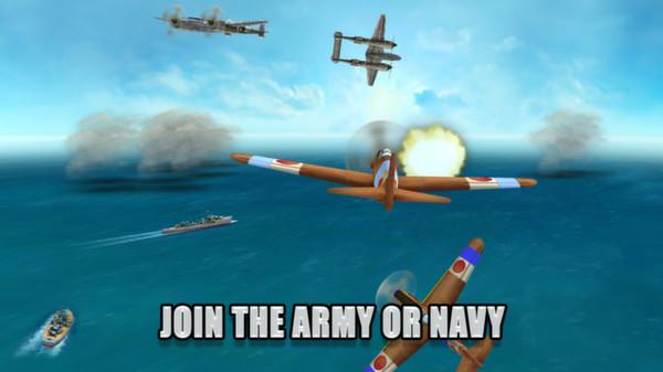 Sid Meier's Ace Patrol: Pacific Skies скриншот