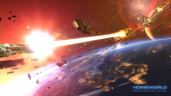 Скриншот №3 к Homeworld Remastered Collection