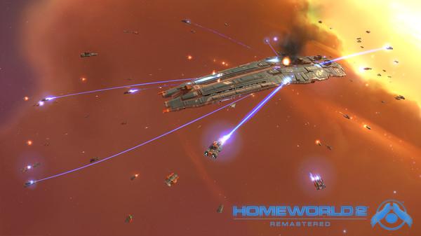 Скриншот №18 к Homeworld Remastered Collection