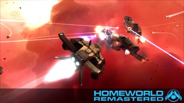 Скриншот №13 к Homeworld Remastered Collection