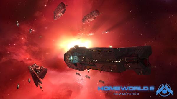 Скриншот №19 к Homeworld Remastered Collection
