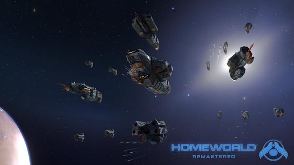 Скриншот №17 к Homeworld Remastered Collection