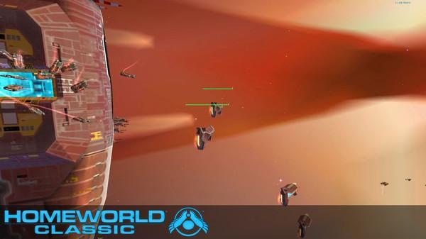 Скриншот №5 к Homeworld Remastered Collection