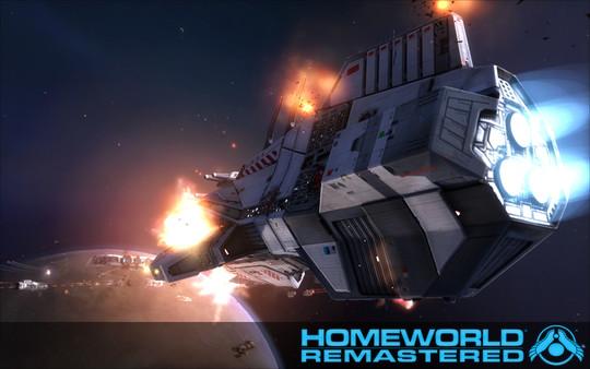 Screenshot of Homeworld Remastered Collection
