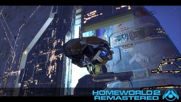 Скриншот №12 к Homeworld Remastered Collection
