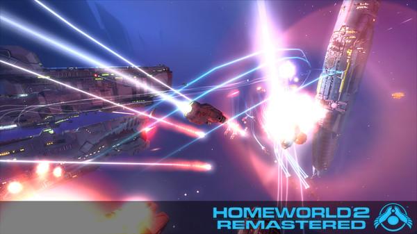 Скриншот №15 к Homeworld Remastered Collection