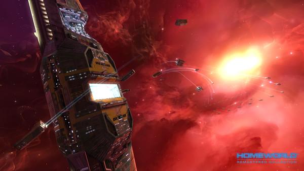 Скриншот №11 к Homeworld Remastered Collection