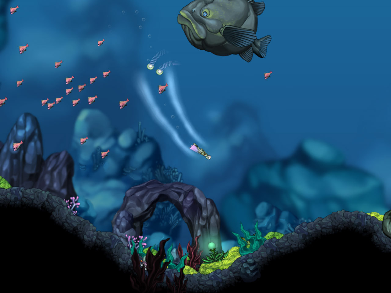 Aquaria Screenshot 3